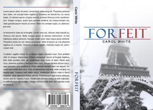 Forfeit cover design type A by GensouMakai