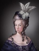 A Tribute to Marie Antoinette by lemrak
