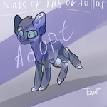 Cyber Pony Adopt (CLOSED) by Gastrys