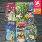 printed bookmark set of fanart My Neighbour Totoro by zephyrbookmerch
