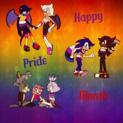 Pride Month by JellaBellaPritchett