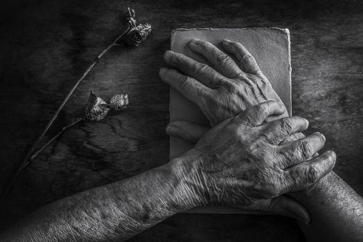 Old hands by sxsvexen