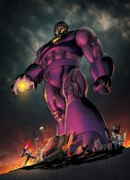 The Sentinel by spidermanfan2099