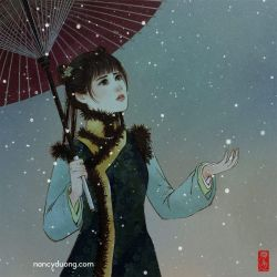 Snow by lilsuika
