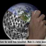 Save the Earth by the-nightwatcher
