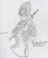 HIEI by Whatsome