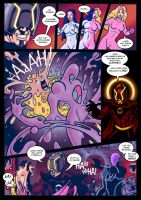 Heroes United Conclusion - page three by Kostmeyer