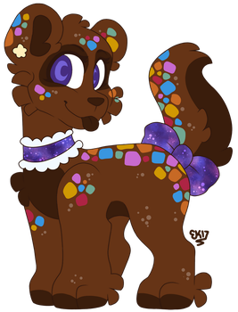|WINNER ANNOUNCED| Fennom DTA - Cosmic Brownies by IlluminationArtistry
