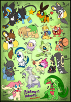 Pokemon Point adopts batch 3 :closed: