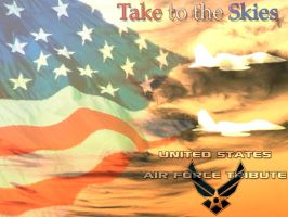 Air Force Tribute by UntitledAnthem3