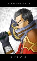 Auron by Kurotowa