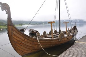 Vikings' ship 4 by Dracona666STOCK