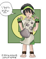 Toph-Chat by picklelova