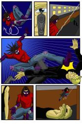 Spider-boy page5 by Khaosenvy