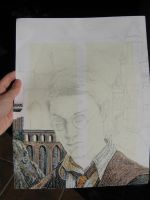 Harry Potter collage wip 4 by Mimitchki