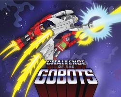 Gobots by gyrfalcon65