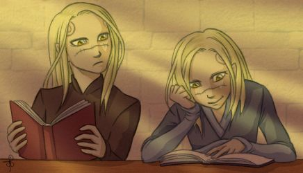 Nuada and Nuala :: 006 Hours by PrinceNuadaProject
