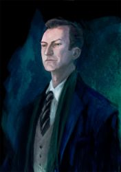 Holmes the powerful one by WuLiao-Yuzi