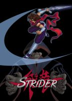 Strider Fan Art by shiroboi