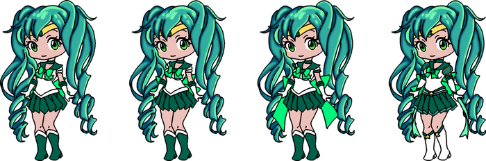 Nads Sailor Hydra Set by Iggwilv