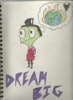 Invader Zim motivational? by enterlameprofilename