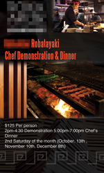 Chef Demo by HWO