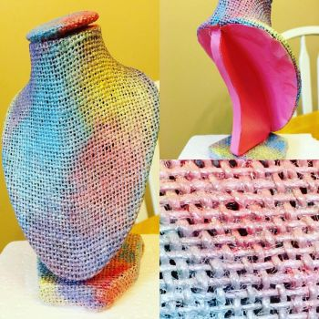 Pastel Neck Form by PaulineFrench