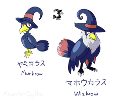 Murkrow beta alternative