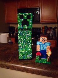10 Inches of CREEPY! 3D Creeper 3 by xXXxNightShadexXXx