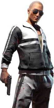 PUBG Yakuza Johnny Render/Cut by OutlawNinja