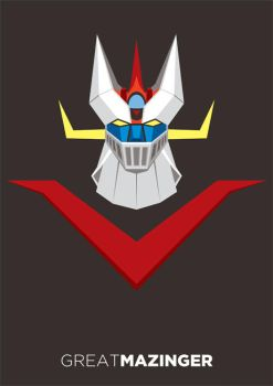 Great Mazinger by IlPizza