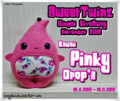 Pinky Drops by SongAhIn