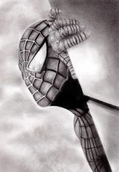 Spiderman by twilightlovuuhhh