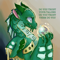 turtle. duck by PoisonousSilverQueen