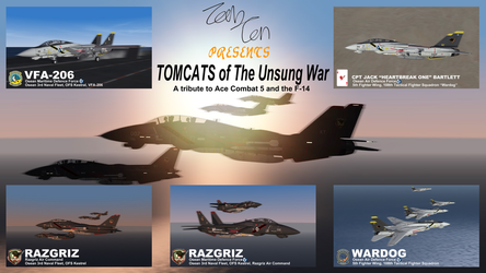 Tomcats of The Unsung War by Zachtan1234