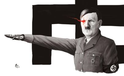 omega hitler by monteirohq