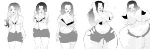 Gina Sequence by zelda308