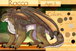 Rocco Reference sheet by cutedog132