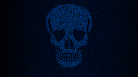 Circuitry Effect - Skull by lexxybaby