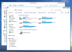 SIMPLIvs for Win8 2nd updated by RaymonVisual
