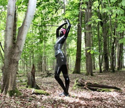 Latex in Woodland by Ange1ica
