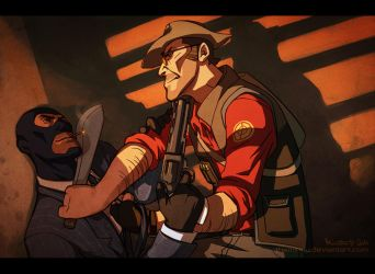 TF2 - Stalemate by TheMinttu
