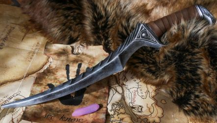 Blade of Woe - Skyrim by ArsynalProps