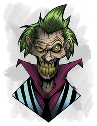 BeetleJuice Bust by jUANy