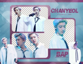Pack Png 700 // Chanyeol (EXO) by BEAPANDA