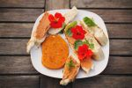Flowers On Bread by Freacore