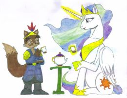 Crowned Companions by Gojira007