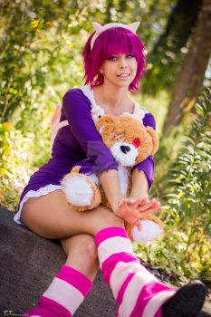 Annie LOL by ZombaeCosplay