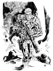 Cable by deankotz
