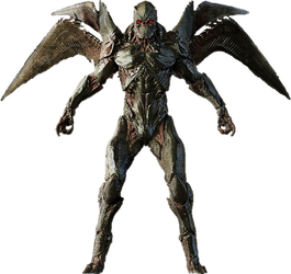 Parademon JL Movie Concept Art PNG by Gasa979